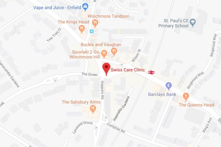 Beauty and Cosmetic Clinic in Winchmore Hill N21 3NL